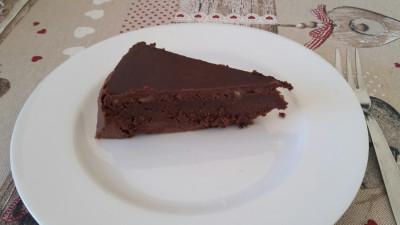 čoko torta bez glutena