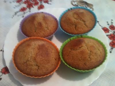 muffini s nutellom