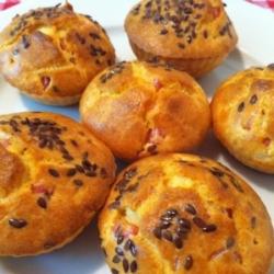 muffini sa šunkom