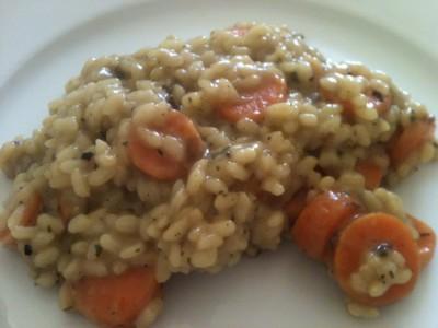 rižoto bez gljiva