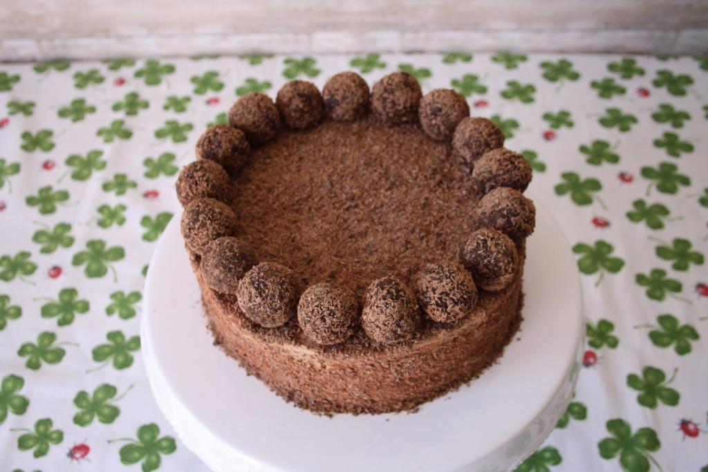 čokoladna torta dulce leche