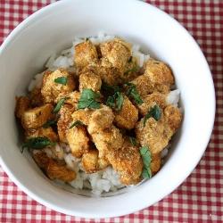 curry piletina