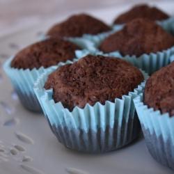 muffini s čokoladom i bananom 2